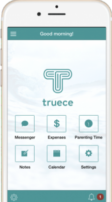 Truece Separation, Divorce and Co-Parenting App