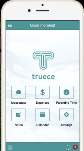 Truece Separation, Divorce and Co-Parenting App