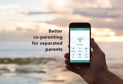 Better co-parenting for separated parents. A divorce, child custody and coparenting app