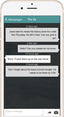 Truece Messenger | Truce Divorce, Custody, Co-Parenting App