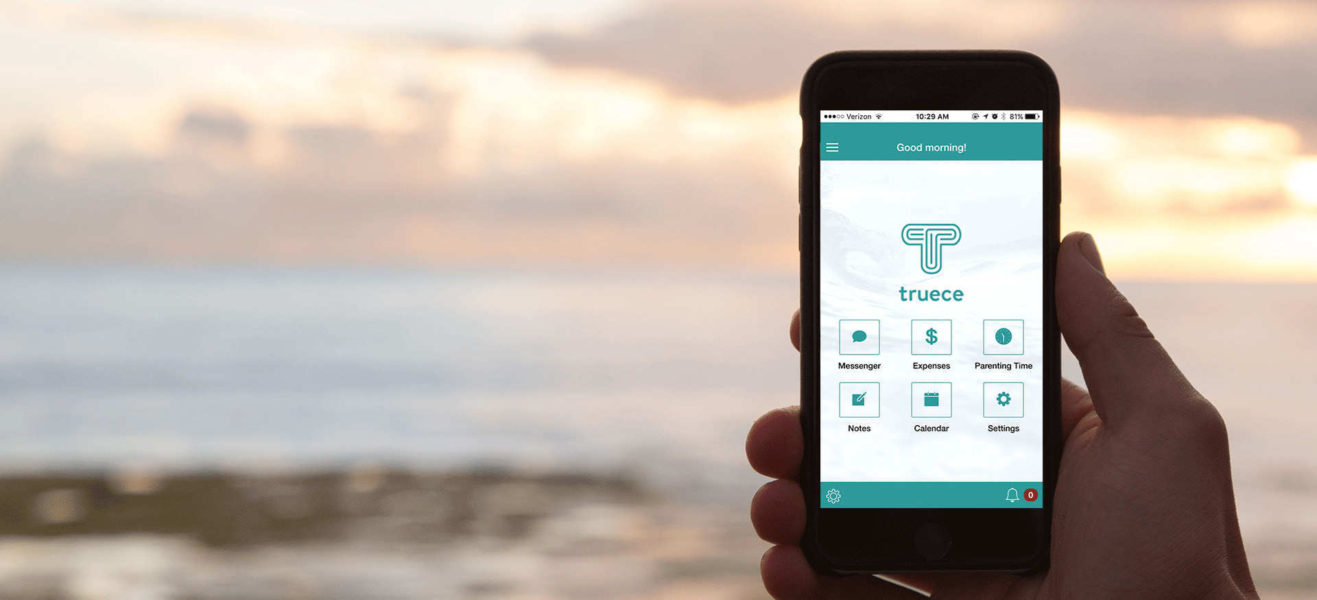 The Truece App | Truce Divorce, Custody, Co-Parenting App
