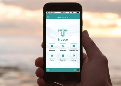 Truce Divorce, Custody, Co-Parenting App