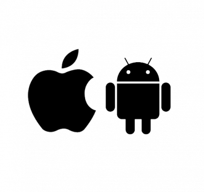 apple android icons